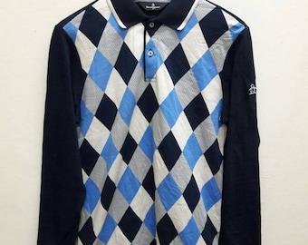 Vintage Munsingwear Grand Slam polo Tee long sleeve Small Size