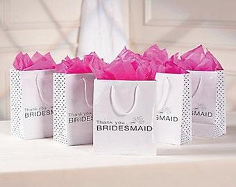 6/ Bridesmaid Gift Bags