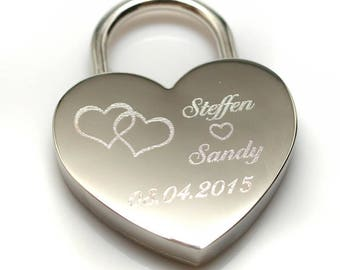 Engraved padlock //  Love Lock Engraved, Engrave Lock Love, Heart Love Padlock, Engraved Love Padlock, Engraved Padlock Love, Love Padlock