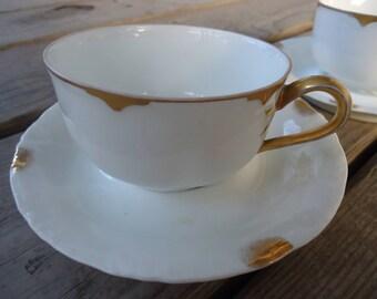 Royal Austria Cup and Saucer (set of 2)