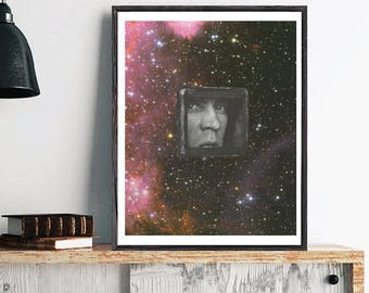 Space Print, Nebula Print, Galaxy print, Science Print, Universe print, Prints, Posters, Prints wall art, Art Prints