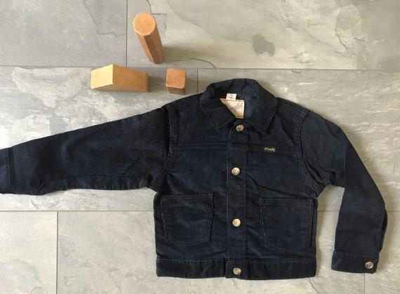Vintage Wrangler corduroy jacket | Vintage jacket | Wrangler kids jacket | Vintage kids | Eighties jacket | EUR 110 US 5
