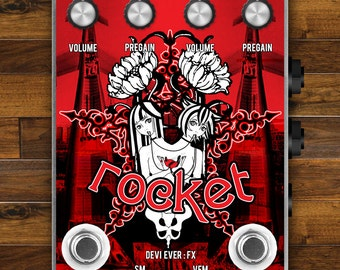 devi ever : fx - Rocket