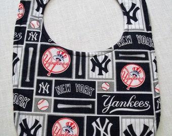 New York Yankees Baby Bib, Yankees Baby Gift