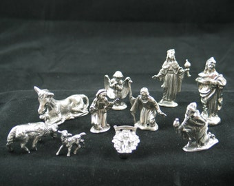 Nativity Set (10 pieces)