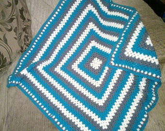 Giant Granny Square Afghans, made to order