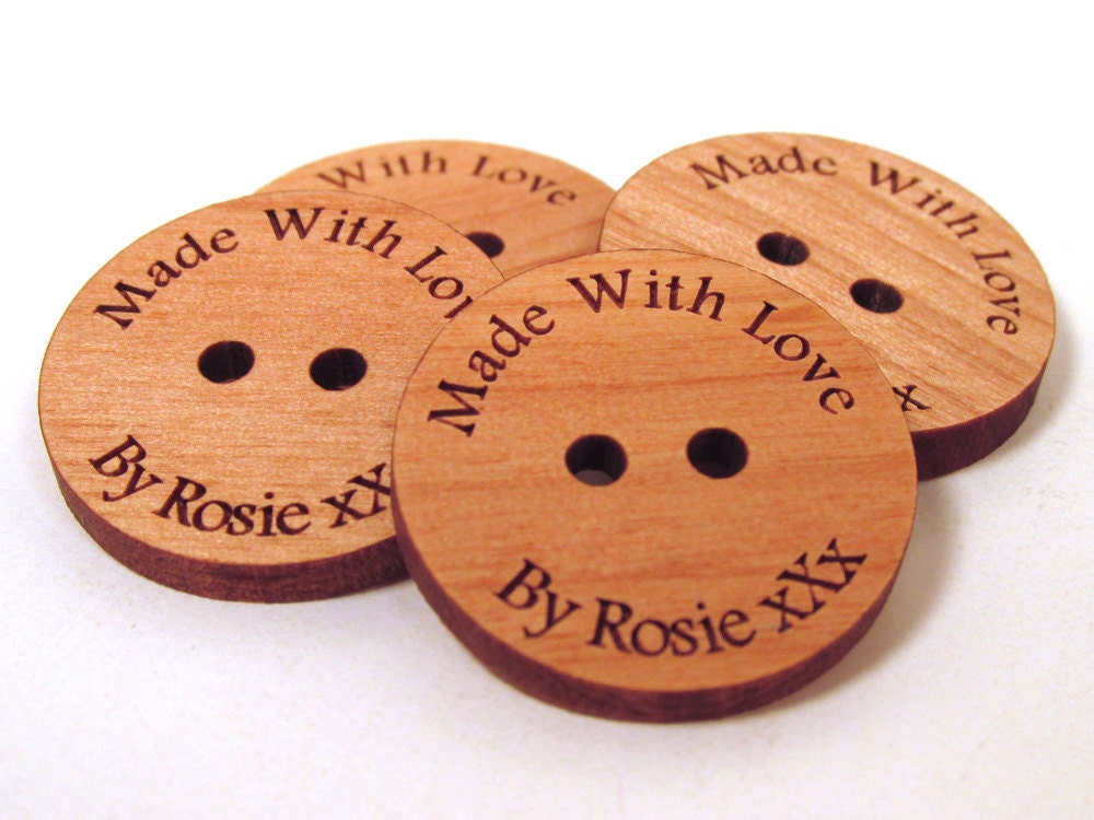 buttons crafts ideas custom wooden buttons made with 10 buttons 1199