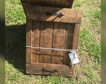 Farmhouse tray, rustic decor, serving tray - ready to ship