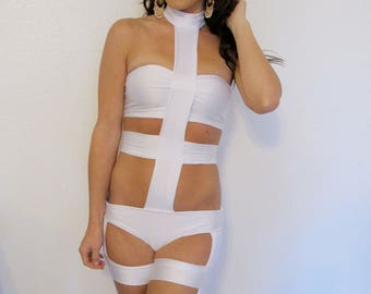 Leeloo Dallas cosplay inspired outfit comic con costume