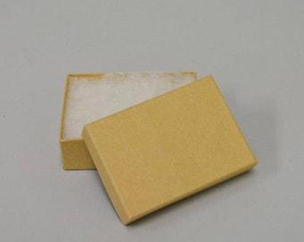 """Upgrade - Kraft Gift Box - 2 1/8"""" x 3 1/8"""""""