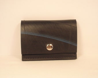 Recycled Rubber Mini ID Wallet
