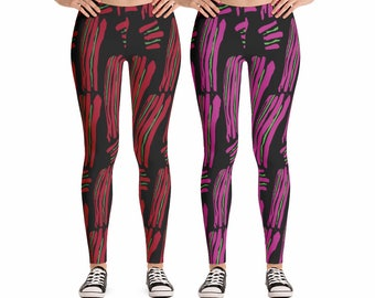 A Tribe Called Quest Leggings / Rap Leggings / Printed Leggings / Hip hop Pants / Dance Leggings / Tribe Leggings