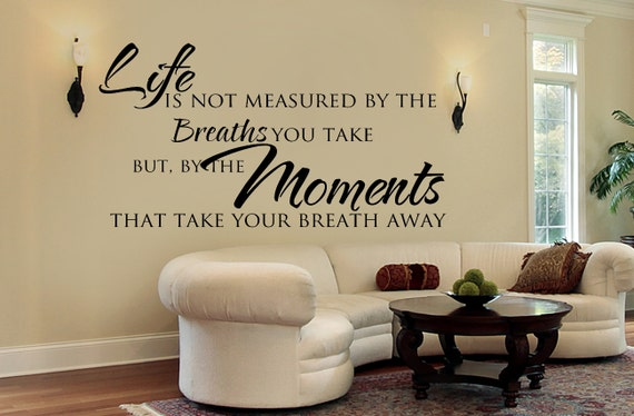 Family Wall Decal Moments That Take Your Breath Away Wall