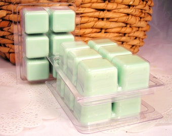 Green Apple Blossom melts set of 3 packages