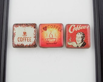 Coffee Needleminder / Coffee Lover Needle Minder