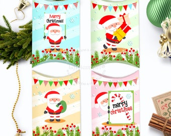 CHRISTMAS Banner Christmas Garland Instant Download DIY