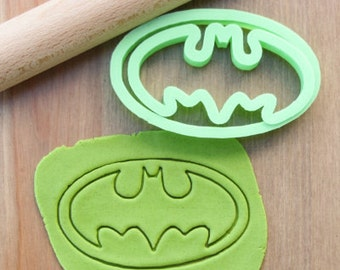 "Cookie cutter set ""Batman"" 1 pcs"
