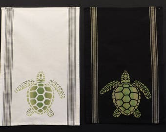Loggerhead Turtle Mission Towel