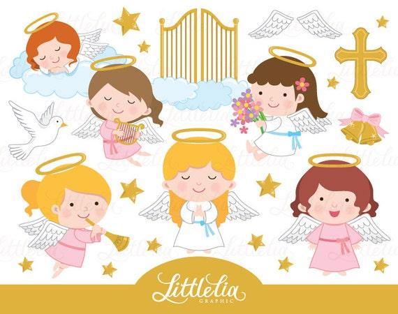 angel clipart heaven clipart 15061 rh etsy com clipart heaven and earth clipart heaven free