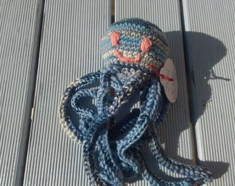 Octopus plush ~ James