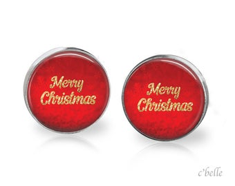 Christmas Earrings Winter-7