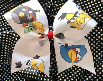 Angry Birds Bow