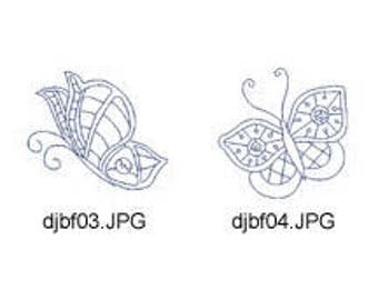 Redwork-Butterflies-1 ( 5 Machine Embroidery Designs from ATW ) XYZ17E