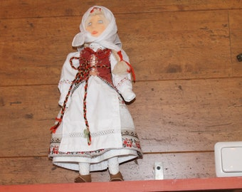 Handmade doll Art doll Gift doll