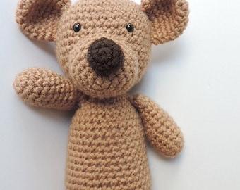 Baxter Bear Crochet pattern