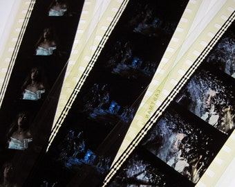 Edward Scissorhands Recycled Bookmark Set of 3