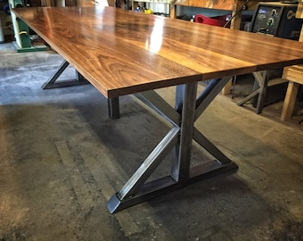 Black Walnut Trestle