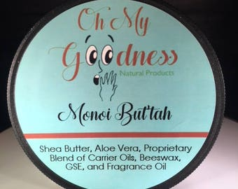 Monoi Body Butter