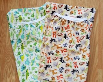 Eco-PUL Diaper Pail Wet Bag - Diaper Genie  Wet Bag - Unique Baby Shower Gift Idea - Cloth Diapering Accessories
