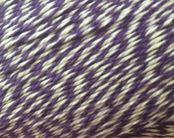 PURPLE Bakers Twine • PURPLE Twine • Gift wrapping • Scrapbook • cards • crafts • weddings • wedding favors • favors