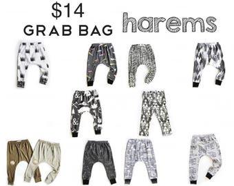 14 dollar GRAB BAG harems