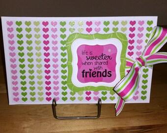 Friendship, Friend, Girl, Photos, Handmade, Display, 3-D, 3D, Mini Album