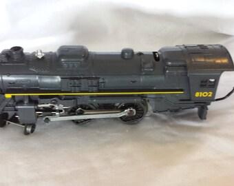 Vintage Lionel 8102 Steam Engine 0 Scale