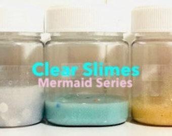 Mermaid Clear Slimes