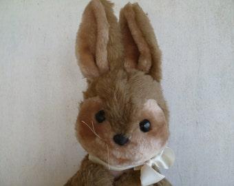 "Gund 1978 Bunny Rabbit Plush Easter 19"" Very Rare"