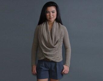 Setsuko Cardigan PDF Knitting Pattern Instant Download (ENGLISH ONLY)