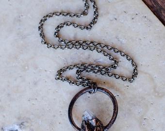 Komorebi Amethyst Necklace