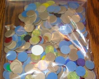 Vintage Bingo Markers