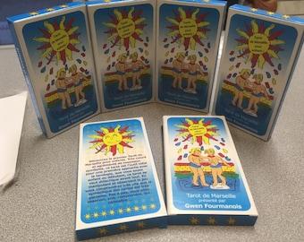 Tarot of Marseilles Tarot, psychic, Tarot, cards, card