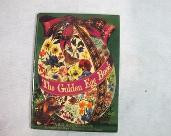 The Golden Egg  Book 1947 1st Edition by Margaret Wise Brown & Illus: Leonard Weisgard
