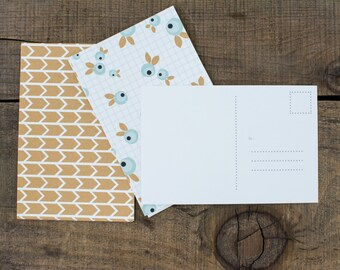 Pretty Patterns - Postcards