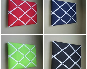 11x14 Memory Board Bow Holder Bow Board 4 Colors to Choose From