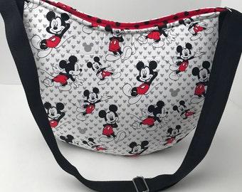 Hobo Slouch Bag - Mickey Large