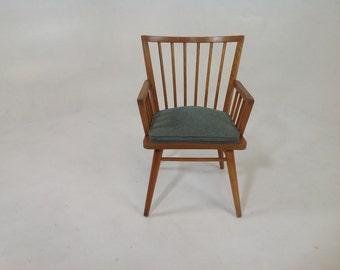 Modern mid century arm chair