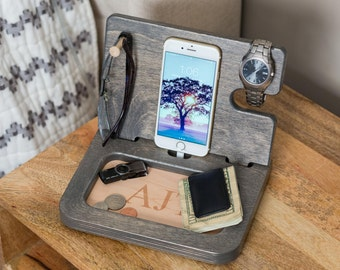 Fathers Day Gift, Charging Dock, Fathers Day, Docking Station, gifts for men, gift for boyfriend, gift ideas for men, boyfriend gifts.