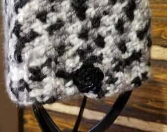 Crochet cloche Hat